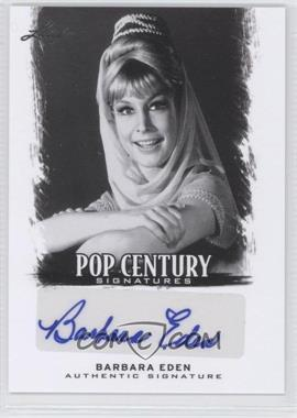 2012 Leaf Pop Century Signatures #BA-BE1 - Barbara Eden