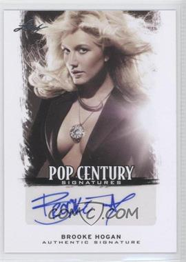 2012 Leaf Pop Century Signatures #BA-BH1 - Brooke Hogan