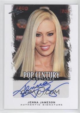 2012 Leaf Pop Century Signatures #BA-JJ1 - Jenna Jameson