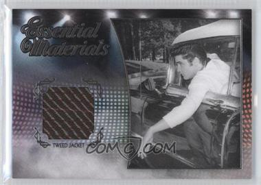 2012 Press Pass Essential Elvis Essential Materials #EM-5 - Tweed Jacket