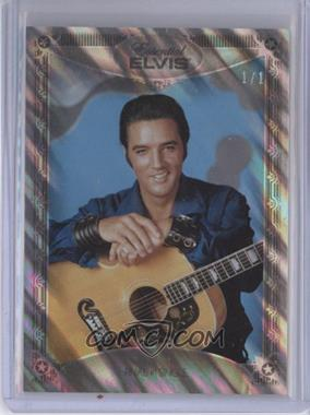 2012 Press Pass Essential Elvis Melting #22 - Final #1 Single /1