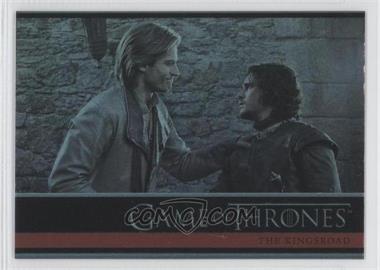 2012 Rittenhouse Game of Thrones Season 1 [???] #05 - [Missing]