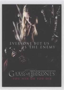 2012 Rittenhouse Game of Thrones Season 1 [???] #SP2 - [Missing]