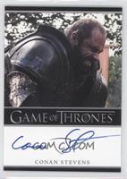 Conan Stevens as Gregor Clegane