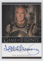 Ian McElhinney as Barristan Selmy