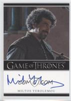 Miltos Yerolemou as Syrio Forel
