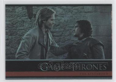 2012 Rittenhouse Game of Thrones Season 1 Foil #05 - The Kingsroad