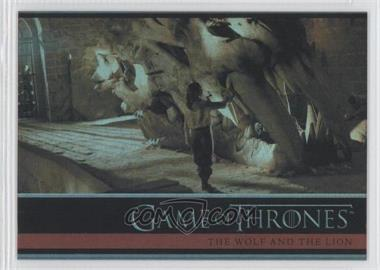 2012 Rittenhouse Game of Thrones Season 1 Foil #14 - [Missing]