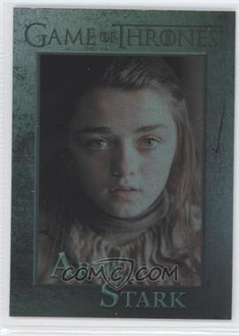 2012 Rittenhouse Game of Thrones Season 1 Foil #32 - Arya Stark