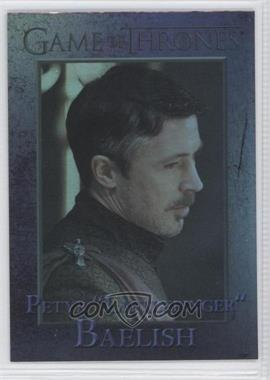 2012 Rittenhouse Game of Thrones Season 1 Foil #34 - Petyr Baelish