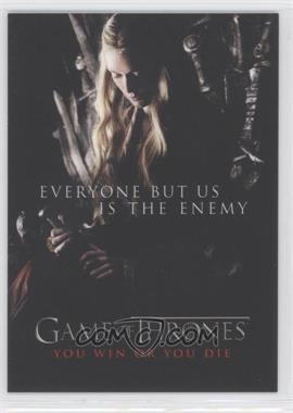 2012 Rittenhouse Game of Thrones Season 1 You Win or You Die #SP2 - [Missing]
