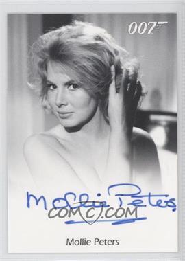 2012 Rittenhouse James Bond: 50th Anniversary Series 1 Full Bleed Autographs #N/A - [Missing]