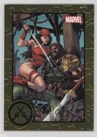 Elektra vs Hercules /75
