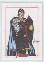 Mark Dos Santos (Black Knight) /1