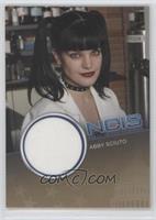 Pauley Perrette as Abby Sciuto /500