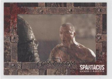 2012 Rittenhouse Spartacus Premium Packs - Gladiators in Action #G8 - [Missing]
