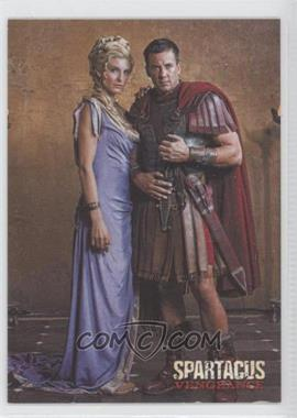 2012 Rittenhouse Spartacus Premium Packs - Vengeance: Rebels vs. Romans #V2 - [Missing]