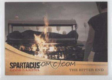 2012 Rittenhouse Spartacus Premium Packs Gods of the Arena #G16 - [Missing]