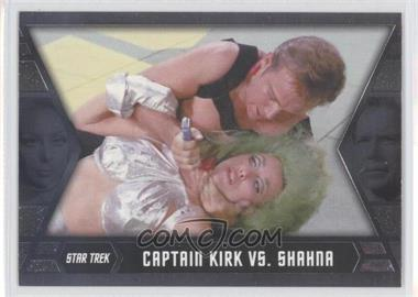 2012 Rittenhouse Star Trek The Original Series: Heroes & Villians [???] #GB5 - [Missing]