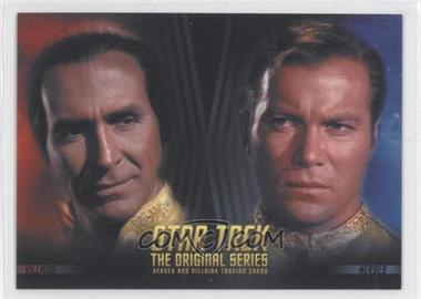 2012 Rittenhouse Star Trek The Original Series: Heroes & Villians [???] #P1 - [Missing]