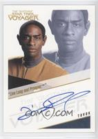 Tim Russ as Tuvok