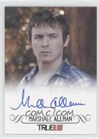 Marshall Allman as Tommy Mickens