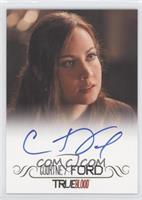 Courtney Ford as Portia