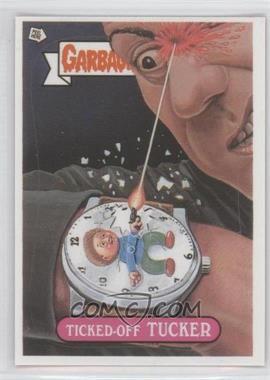 2012 Topps Garbage Pail Kids Brand New Series 1 - Abrams ComicArts Bonus Stickers #2 - Ticked-Off Tucker
