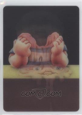 2012 Topps Garbage Pail Kids Brand New Series 1 - Loco Motion #5 - Meltin' Milton