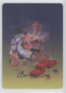 2012 Topps Garbage Pail Kids Brand New Series 1 Loco Motion #4 - Bruised Lee