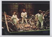 Princess Leia, Han Solo, Luke Skywalker