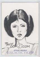 Dan Parsons (Princess Leia) /1
