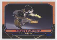 Anakin's Starfighter /350