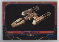Y-Wing Fighter /350