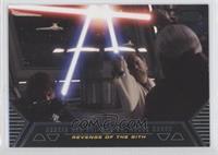 Anakin and Obi-Wan vs. Count Dooku
