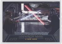Darth Vader vs. Obi-Wan