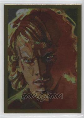 2012 Topps Star Wars Galaxy Series 7 Foil Gold #1 - Anakin Skywalker