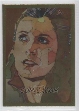 2012 Topps Star Wars Galaxy Series 7 Foil Gold #8 - Princess Leia Organa