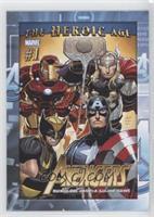 Avengers Vol. 4 #1