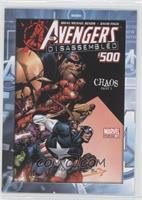 Avengers Vol. 1 #500