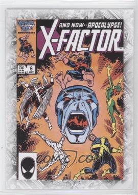 2012 Upper Deck Marvel Beginnings Series 3 - [???] #B-115 - X-Factor Vol. 1 #6