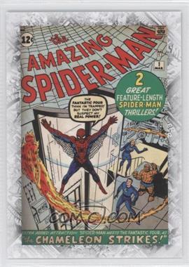 2012 Upper Deck Marvel Beginnings Series 3 - [???] #B-98 - The Amazing Spider-Man Vol. 1 #1