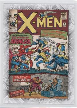 2012 Upper Deck Marvel Beginnings Series 3 [???] #B-109 - X-Men Vol. 1 #9