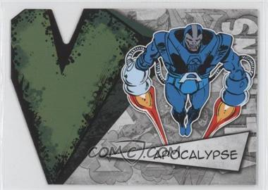 2012 Upper Deck Marvel Beginnings Series 3 [???] #V-2 - Apocalypse