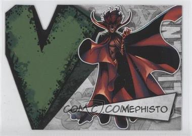 2012 Upper Deck Marvel Beginnings Series 3 [???] #V-26 - Mephisto