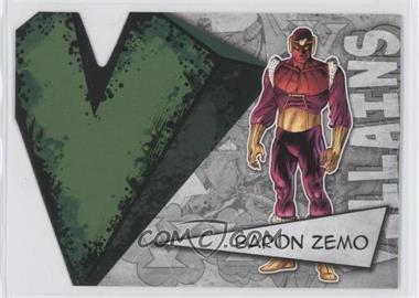 2012 Upper Deck Marvel Beginnings Series 3 [???] #V-3 - Baron Zemo
