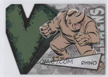 2012 Upper Deck Marvel Beginnings Series 3 [???] #V-34 - Rhino