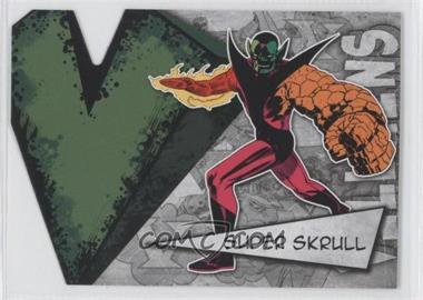 2012 Upper Deck Marvel Beginnings Series 3 [???] #V-41 - Super Skrull