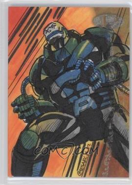 2012 Upper Deck Marvel Premier [???] #N/A - [Missing]