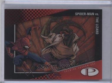 2012 Upper Deck Marvel Premier Shadowbox #S-37 - [Missing]